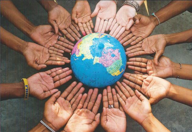 Gemeinsam stark, die Jahresgruppen